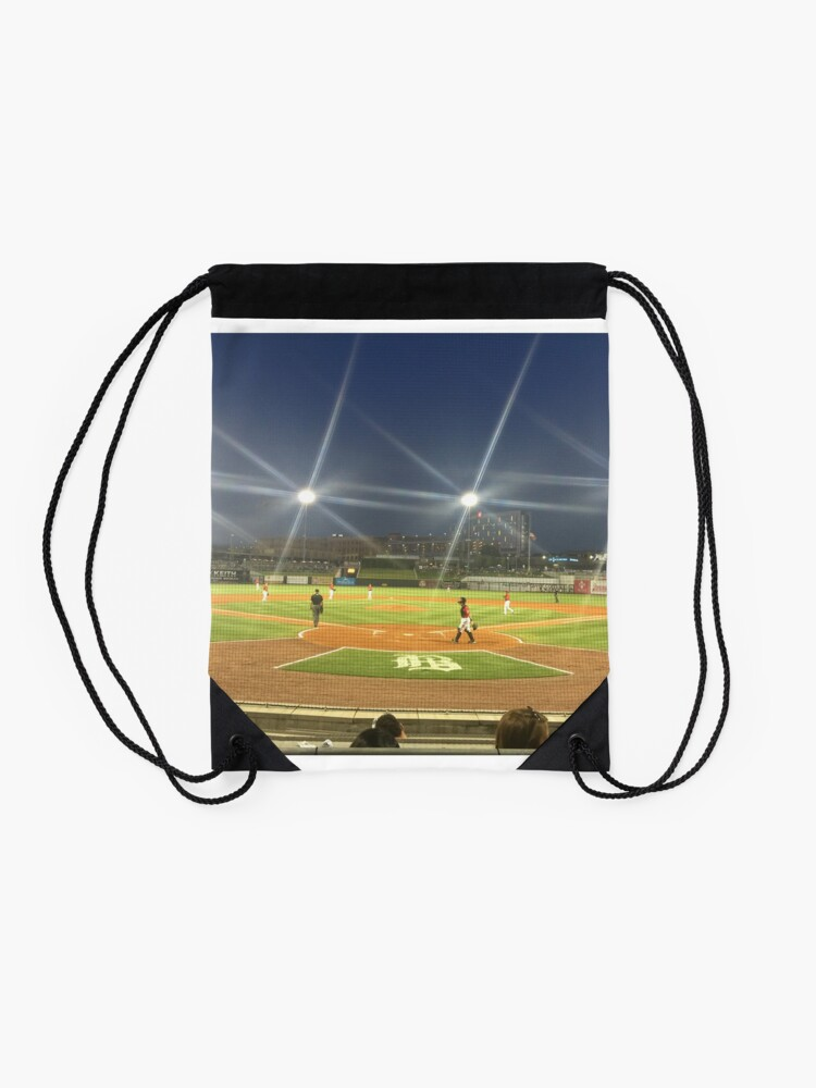 Alternate view of Take Me Out to the Ballgame Collection  Drawstring Bag