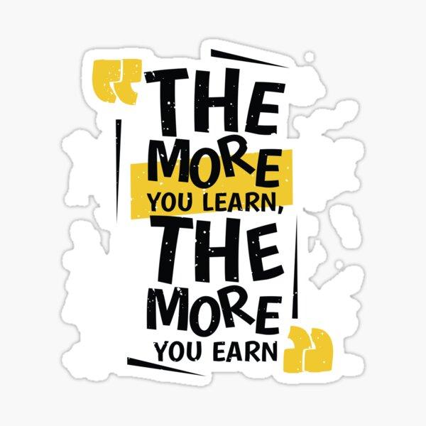 Motivated Sticker
