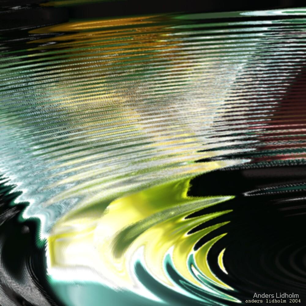 Watery by Anders Lidholm