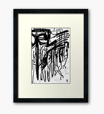 050 Framed Print