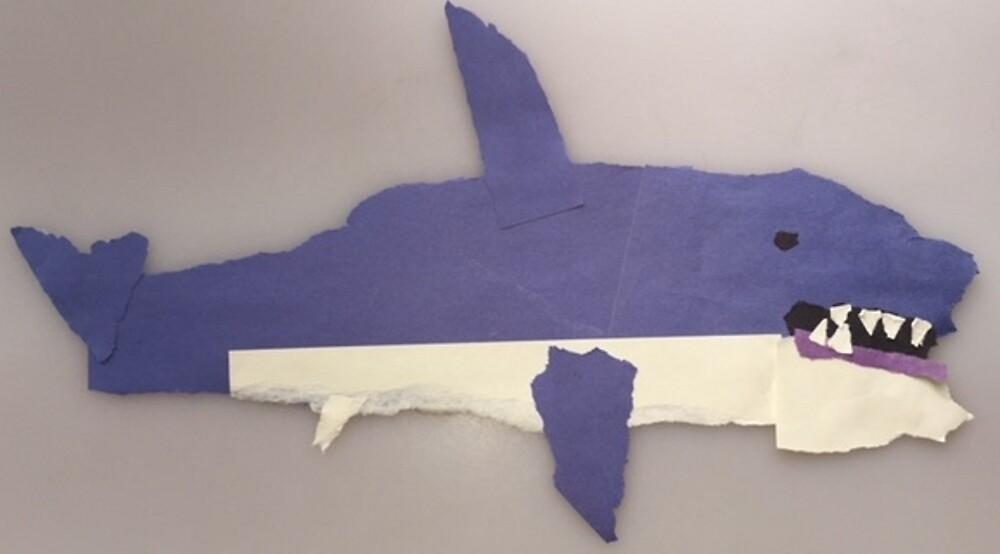 JR Shark by ottercreekcc