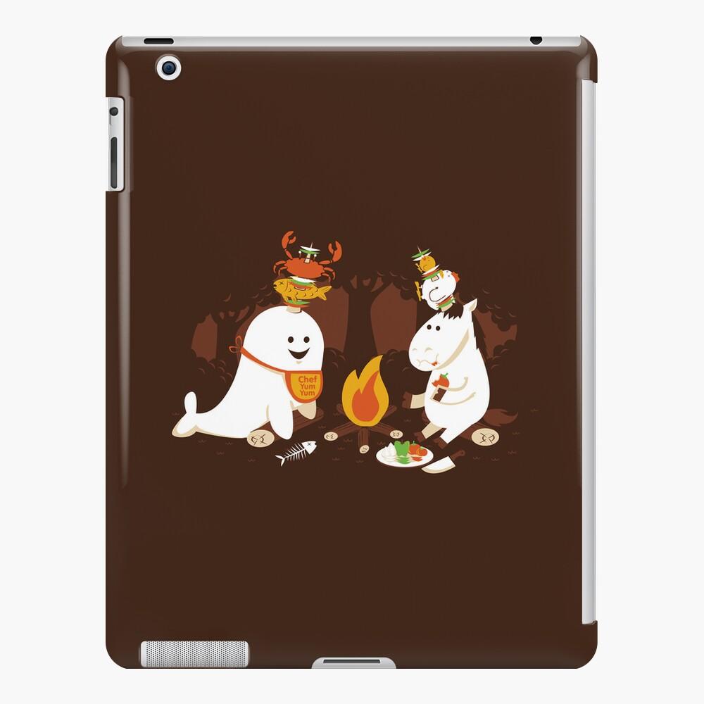 Horn Kabobs iPad Case & Skin
