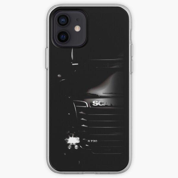 scania truck iPhone Soft Case
