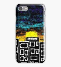 ElectriCity Sunset iPhone Case/Skin