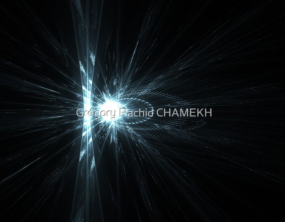 Time travel by Grégory Rachid CHAMEKH