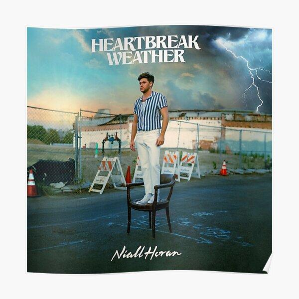 heartbreak weather flash Poster