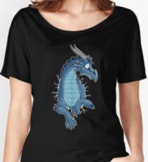 STUCK - Blue Dragon Women's Relaxed Fit T-Shirt
