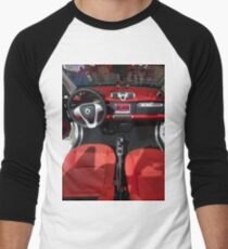 Smart ForTwo Turbo Cabrio Tritop Inside [ Print & iPad / iPod / iPhone Case ] T-Shirt