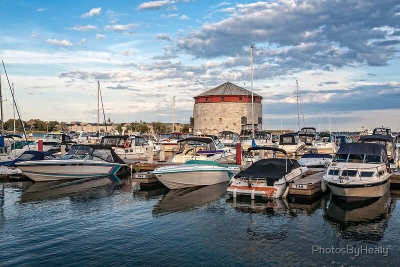 Kingston Harbour by Photos by Healy