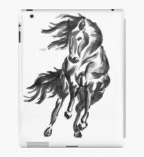 Sumi-e Horse iPad Case/Skin