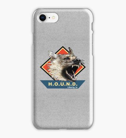 Project H.O.U.N.D. iPhone Case/Skin