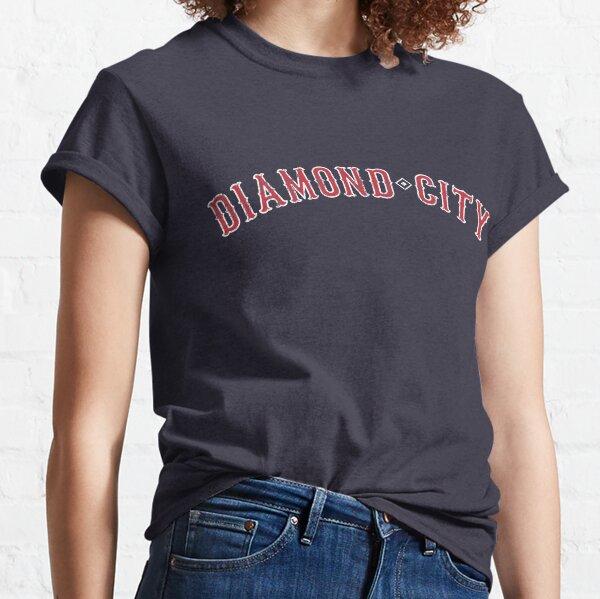 Diamond City Swatters Classic T-Shirt