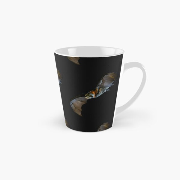 Open Winged Spectacled Bat Tall Mug