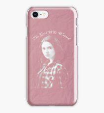 The Girl Who Waited iPhone Case/Skin
