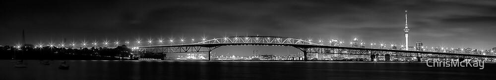Auckland Harbour Bridge by ChrisMcKay