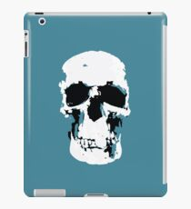Sherlock Skull Wall Hanging iPad Case/Skin