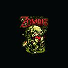 Legend of Zombie - IPHONE CASE by WinterArtwork