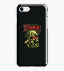 Legend of Zombie - IPHONE CASE iPhone Case/Skin