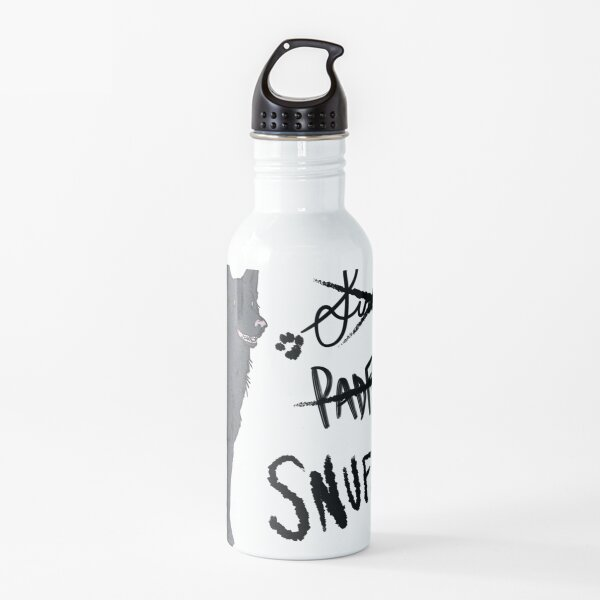 Siriusly Snuffles Water Bottle