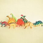 Walking With Dinosaurs by Cassia Beck