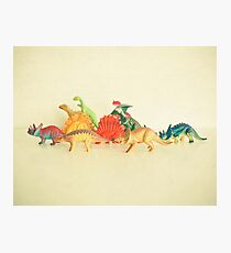 Walking With Dinosaurs Photographic Print