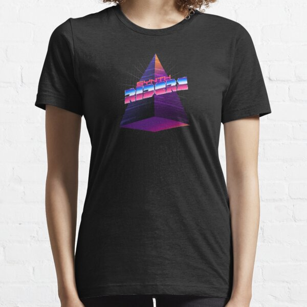 Feel the Rhythm of Synthwave in Virtual Reality Essential T-Shirt