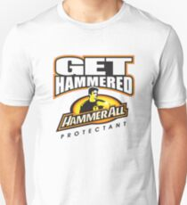Hammerall ELE Protectant-White T-Shirt