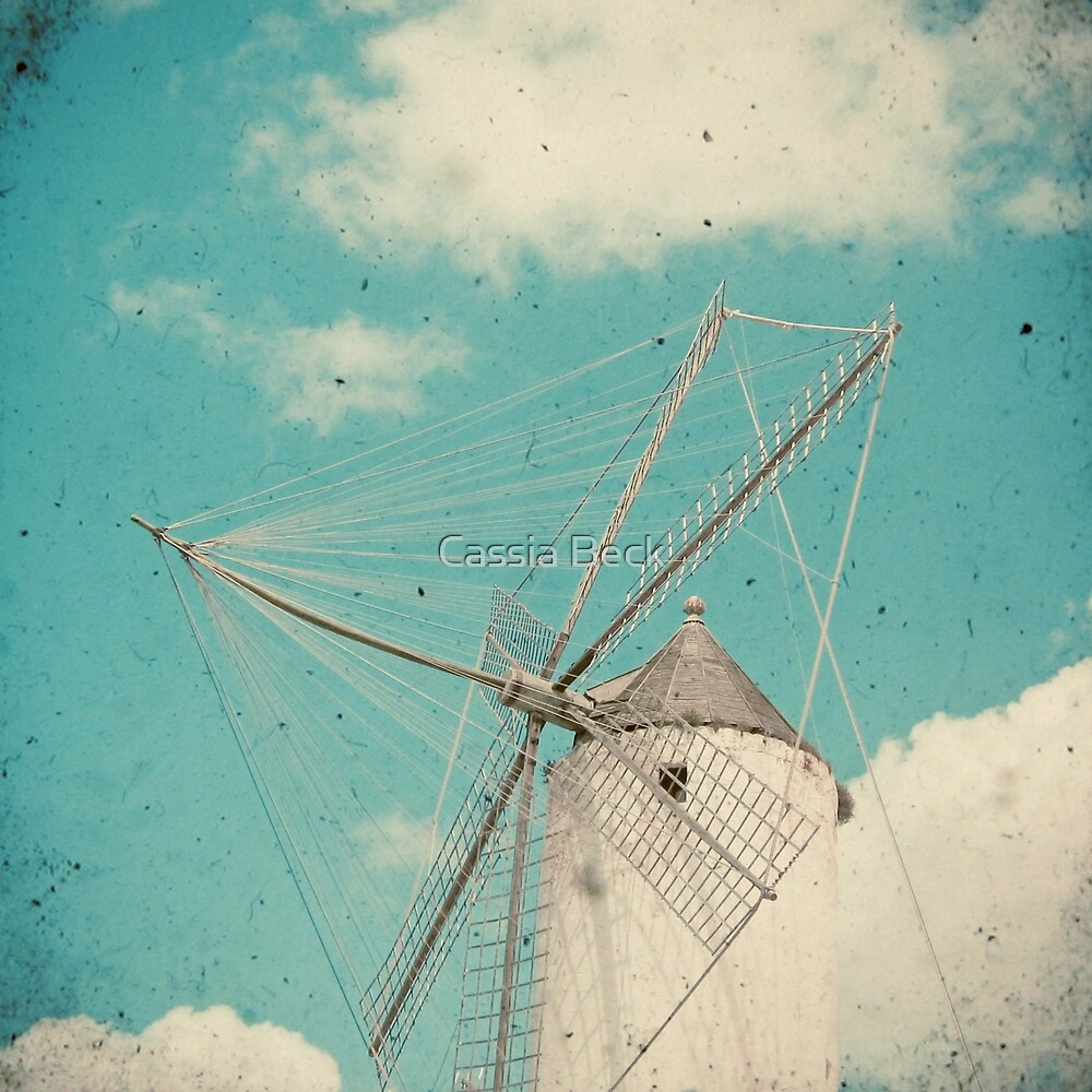 Windmill by Cassia Beck