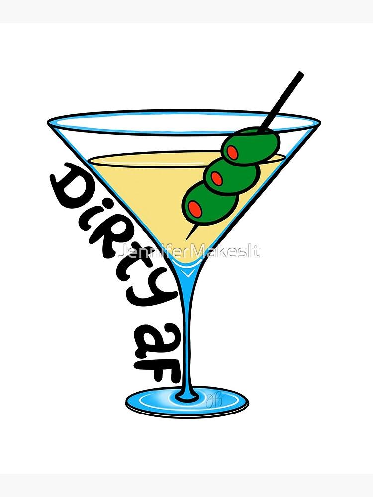 Dirty Martini by JenniferMakesIt