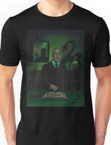 HP Lovecraft Portrait Unisex T-Shirt