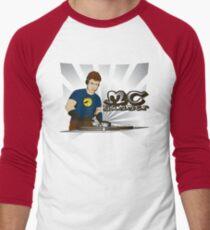 MC Hammer v1 Men's Baseball ¾ T-Shirt