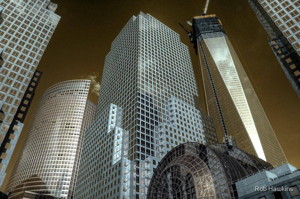 World Financial Centre 3 by Rob Hawkins