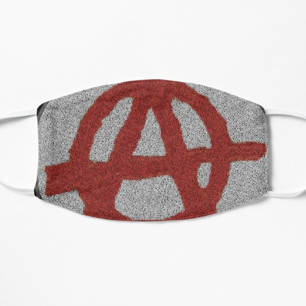 Anarky Flat Mask