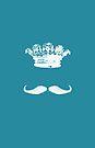 King Moustache I by TatiDuarte