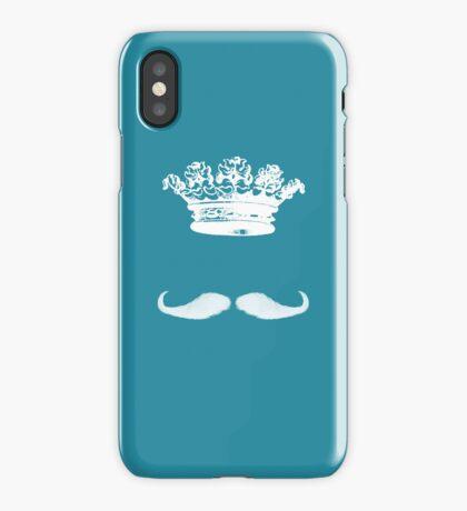 King Moustache I iPhone Case