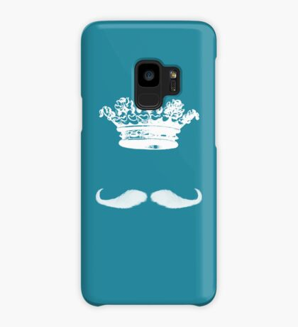King Moustache I Case/Skin for Samsung Galaxy