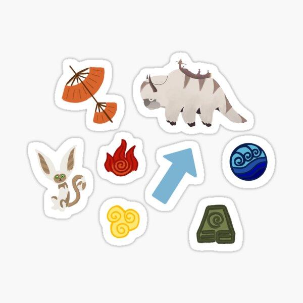 Avatar Sticker Pack Sticker