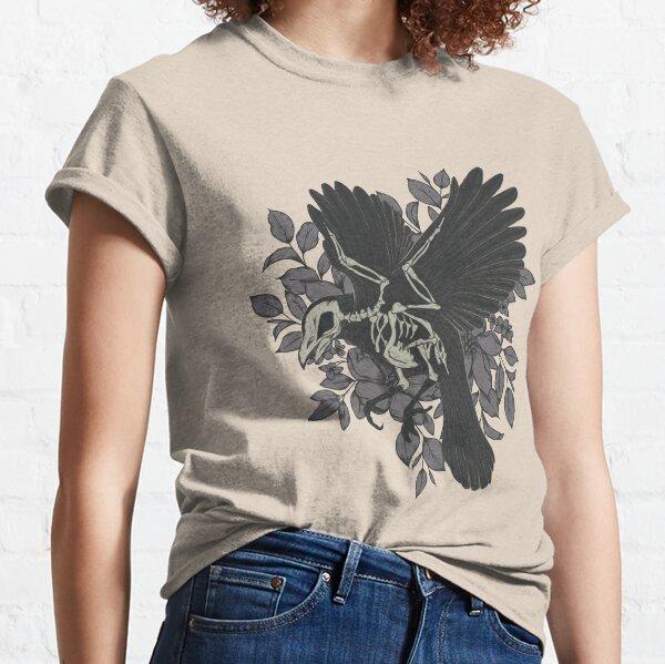 Crow skeleton Classic T-Shirt