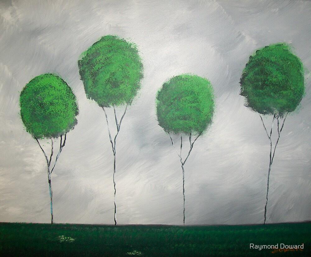 Happy grey day by Raymond Doward