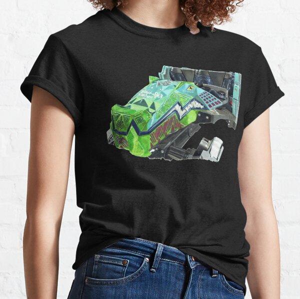 Iron Gwazi with background  Classic T-Shirt