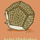 Dodecahedgehog by sneercampaign