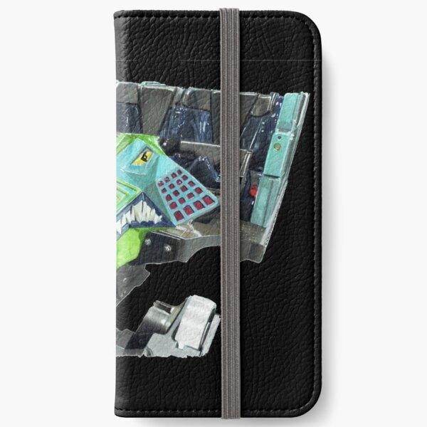 Iron Gwazi with background  iPhone Wallet