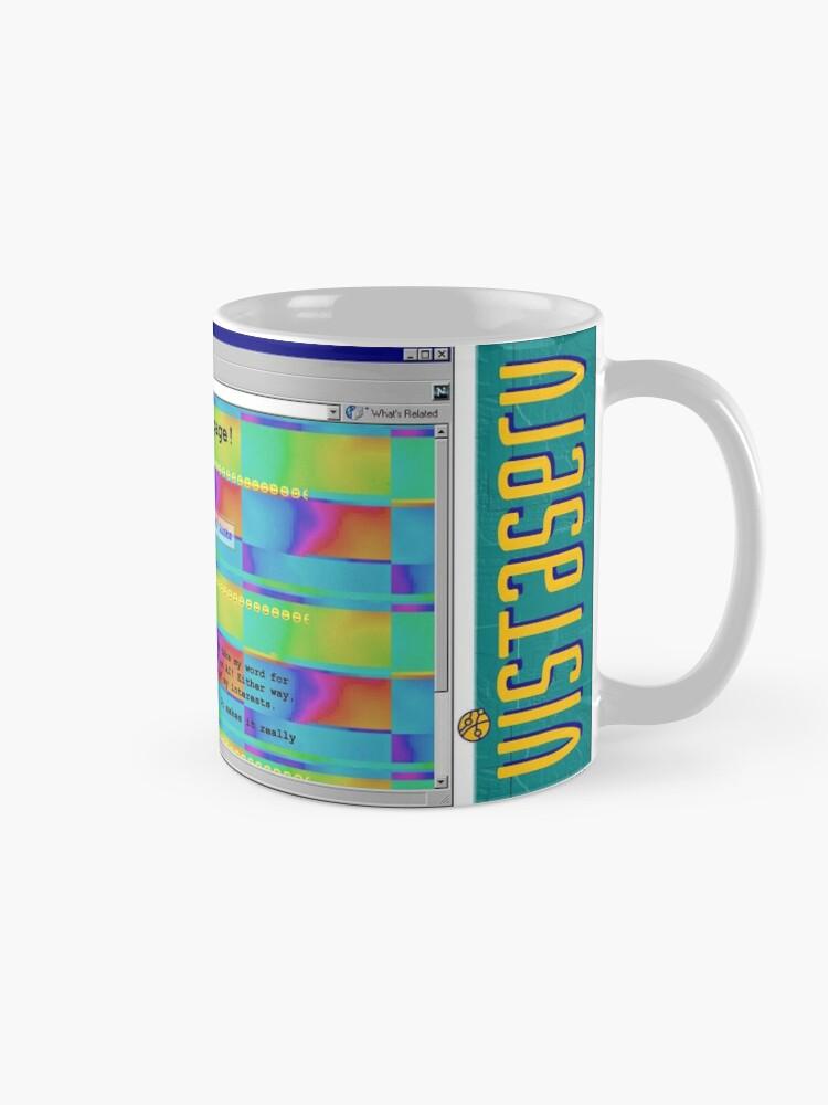 Alternate view of joshmn on Vistaserv.net Mug