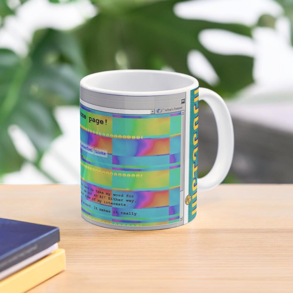 joshmn on Vistaserv.net Mug