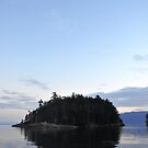 Island by Cole Pickup