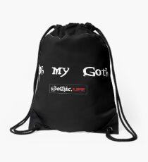 Oh My Goth Drawstring Bag