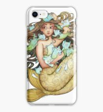 Mer Kittens iPhone Case/Skin