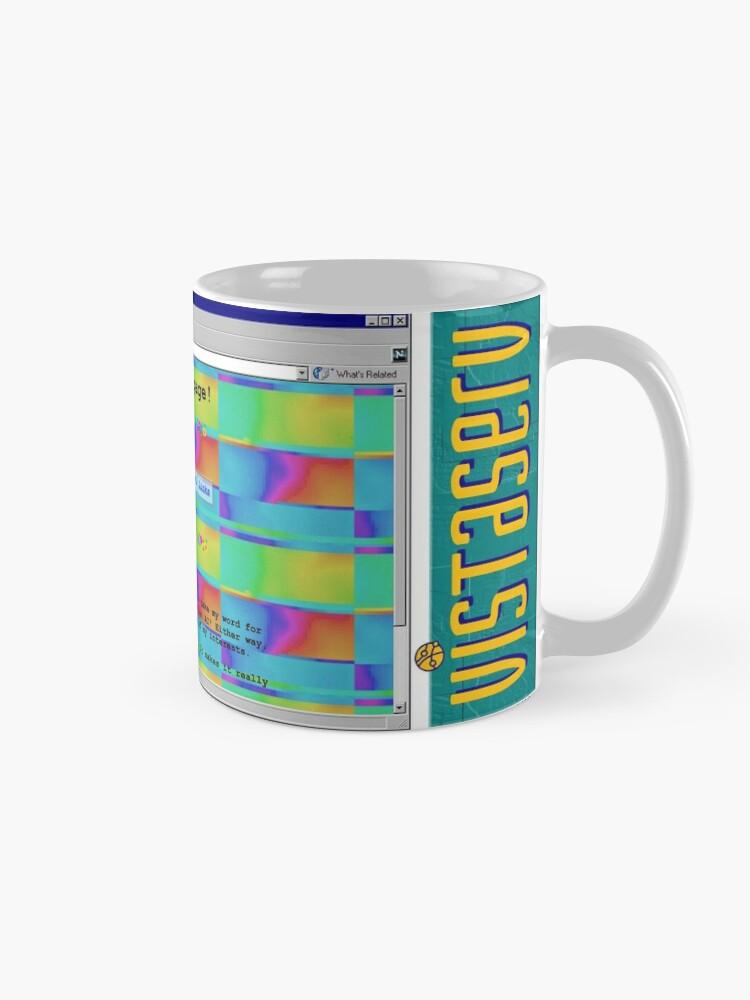 Alternate view of jclaw on Vistaserv.net Mug