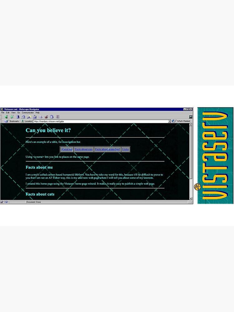 gabe on Vistaserv.net by vistaserv