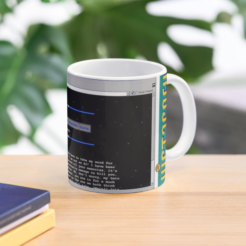 ufffd on Vistaserv.net Mug